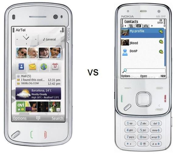 N97 vs N86