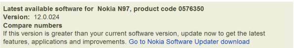 n97 firmware