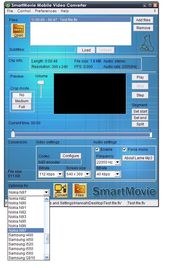 Smart Movie Player For Nokia N82 Full Version