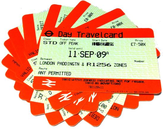 Tickets london