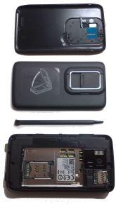 Прошивки для Nokia N900