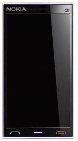 Nokia X8