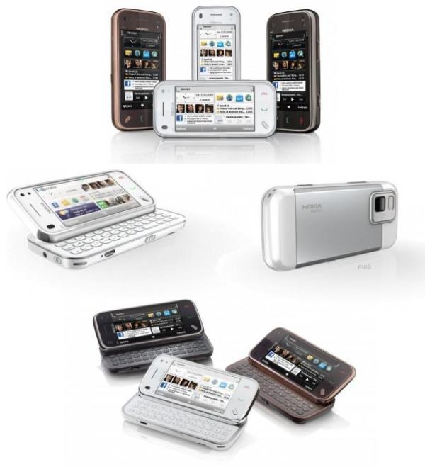 White N97 Mini