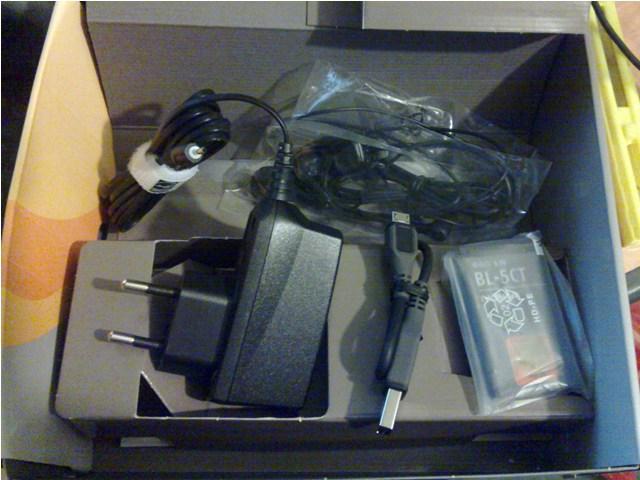 Nokia 6303 Accessories