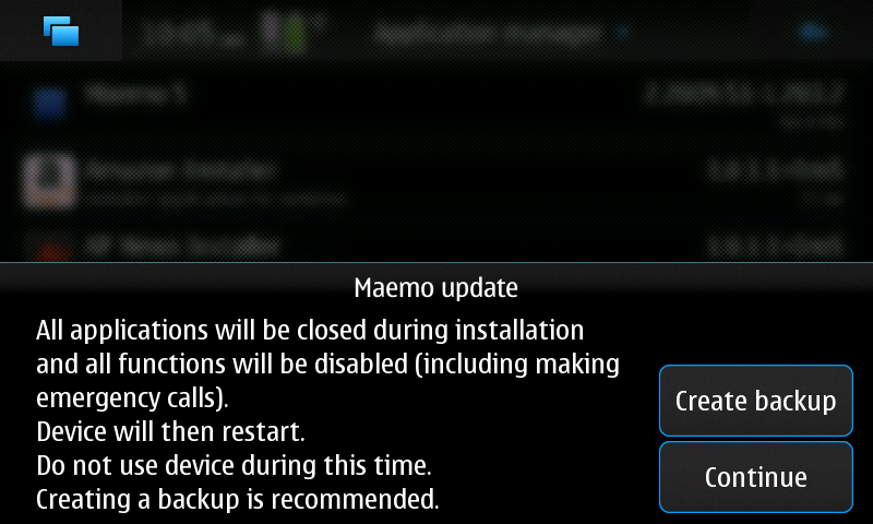 Software Update (4)