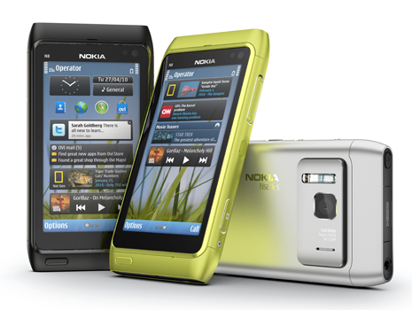 Telegraph Reviews the Nokia N8: Nokia N8 has staying power – the Finnish company's first successful touchscreen phone.