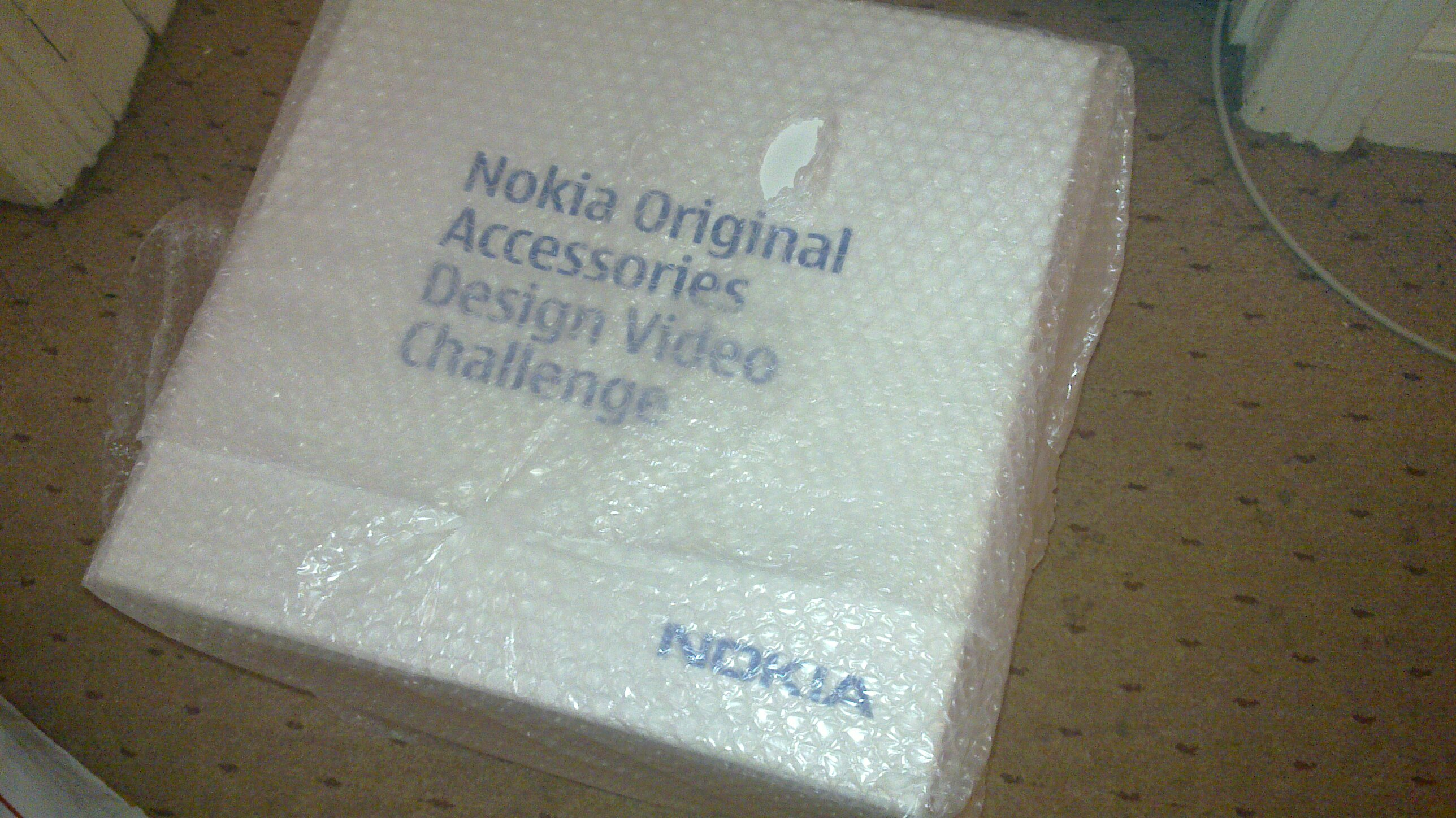 "Video: #NokiaSweded – @WOMWorldNokia's video challenge entry. (Nokia super amateur ""spoof"")"