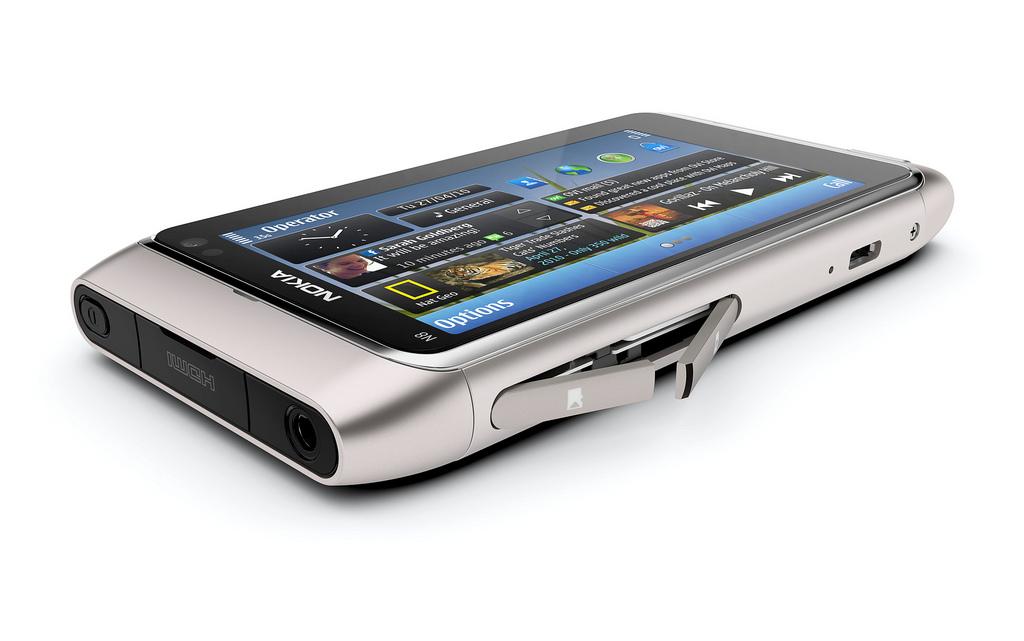 Near-final N8 firmware run through