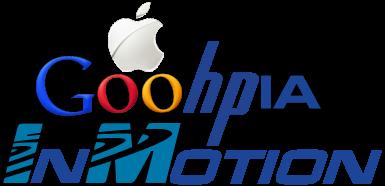 Apple Goohpia In Motion