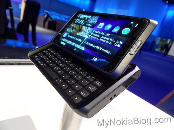 Nokia E7 Scheduled Shipping Date: December 10 (2010:p)