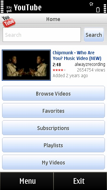 Official Youtube Blog Youtube A To Z Happybirthdayyoutube: Official YouTube App Available For Symbian^3 : My Nokia
