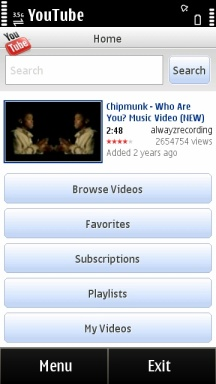 youtube patch sis for nokia e5