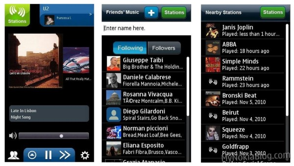 Beta Labs updates Soundtrckr – (Internet Radio similar to Pandora) – now compatible with S60 5th